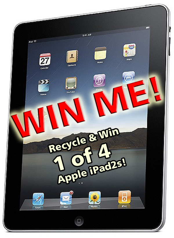 Recycle Mobile Phones and Win an iPad2