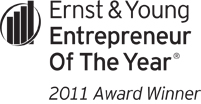 Ernst & Young 2011 Entrepreneur of the Year Award