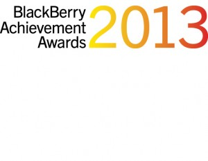 BlackBerry Achievement Award